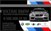 Vatan BMW Yedek Parça