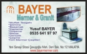 Bayer Mermer
