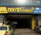Tekno Otomotiv Renault Dacia Özel Servis