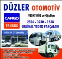 Düzler Otomotiv Ford Cargo Yedek Parça
