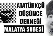 Atatürkçü Düşünce Derneği Malatya Şubesi