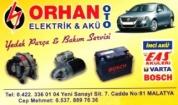 Orhan Oto Elektrik